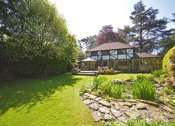 Thumbnail 4 bed detached house for sale in Tower Road, Hindhead