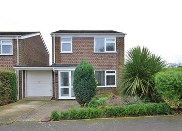 Thumbnail 3 bedroom detached house to rent in Lancaster Drive, St. Ives, Huntingdon