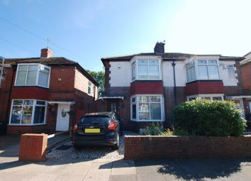Thumbnail 2 bedroom semi-detached house for sale in Park Avenue, Gosforth, Newcastle Upon Tyne