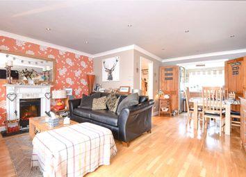 Thumbnail 3 bed end terrace house for sale in Parkside, Halstead, Sevenoaks, Kent