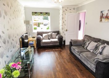 Thumbnail 2 bedroom semi-detached house for sale in Elm Drive, Offord Cluny, St. Neots