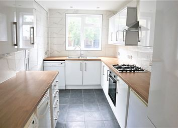 Thumbnail 4 bed semi-detached house to rent in Effra Road, Wimbledon, London