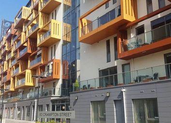 Thumbnail 1 bed flat to rent in Crampton Street, London