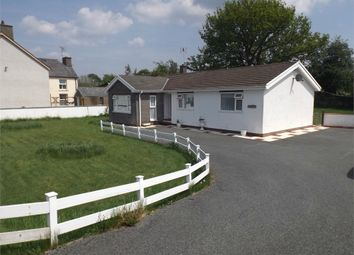 Thumbnail 3 bed detached bungalow for sale in Perth Gwyn, Cellan, Lampeter, Ceredigion