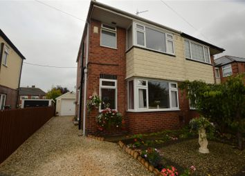 Thumbnail 2 bed semi-detached house for sale in St. Georges Avenue, Rothwell, Leeds, West Yorkshire
