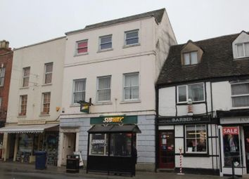 Thumbnail 1 bed flat to rent in High Street, Tewkesbury, Glos