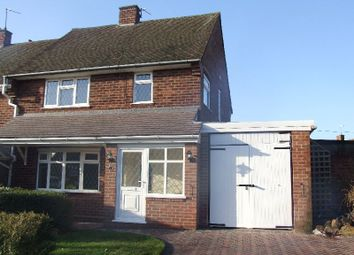 Thumbnail 3 bed terraced house to rent in Rindleford Avenue, Penn, Wolverhampton