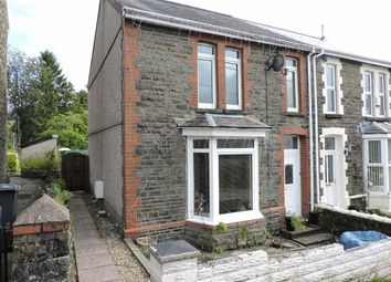 Thumbnail 4 bed semi-detached house for sale in Heathfield Road, Pontardawe, Swansea