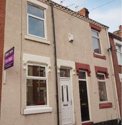 Thumbnail 2 bedroom terraced house for sale in Salisbury Street, Stoke-On-Trent