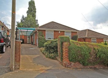 Thumbnail 3 bed detached bungalow for sale in Darlton Drive, Arnold, Nottingham
