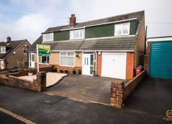 Thumbnail 4 bed semi-detached house for sale in Sudell Close, Darwen