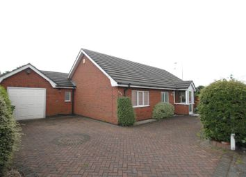 Thumbnail 2 bed detached bungalow for sale in Manchester Road, Rixton, Warrington