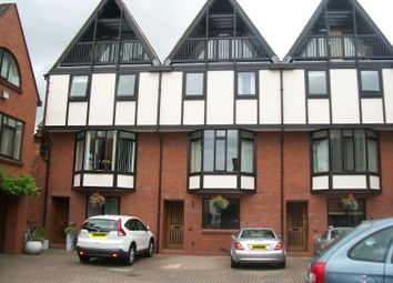 Thumbnail 3 bed town house to rent in Lysander Court, Stratford-Upon-Avon
