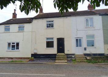 Thumbnail 2 bed terraced house for sale in Belchmire Lane, Gosberton, Spalding