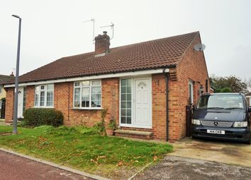 Thumbnail 2 bedroom semi-detached bungalow for sale in St. Oswalds Close, York
