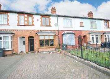 Thumbnail 2 bed terraced house for sale in Baldwins Lane, Hall Green, Birmingham