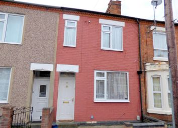 Thumbnail 2 bed terraced house for sale in Rowland Street, Rugby