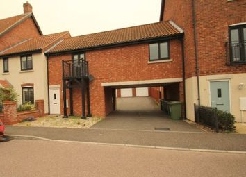 Thumbnail 2 bed property for sale in Jasmine Walk, Cringleford, Norwich