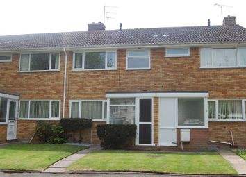 Thumbnail 3 bed terraced house to rent in Ashfields, High Street, Albrighton, Wolverhampton