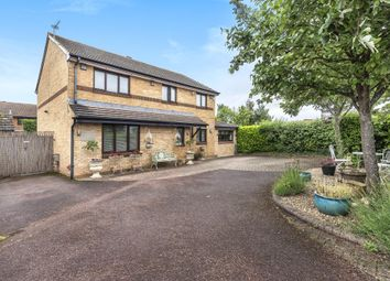 Thumbnail 5 bed detached house for sale in Thompson Drive, Caversfield
