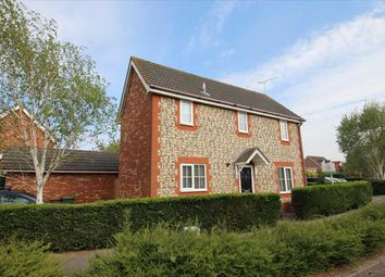 Thumbnail 3 bed detached house for sale in Bugsby Way, Grange Farm, Kesgrave, Ipswich