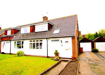 Thumbnail 3 bed semi-detached house for sale in St Andrews Close, Shepperton