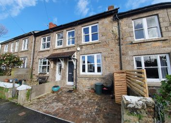 Thumbnail 3 bed terraced house to rent in Trevarrack Row, Gulval, Penzance