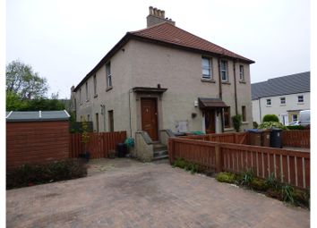 Thumbnail 2 bed flat for sale in Beatty Crescent, Kirkcaldy