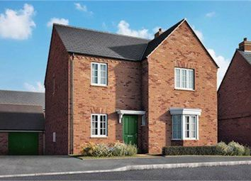 Thumbnail 4 bed detached house for sale in Plot 41, Moorland Glade, Hillmorton, Rugby