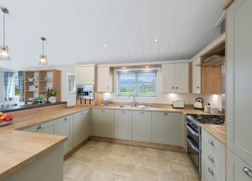 Thumbnail 1 bed lodge for sale in Valley Truckle, Camelford