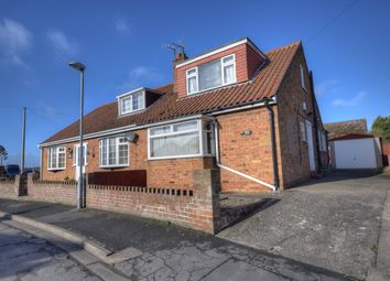 Thumbnail 1 bed semi-detached house for sale in Sewerby Park Close, Sewerby, Bridlington