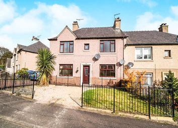 Thumbnail 2 bed flat for sale in Fountainpark Crescent, Bo'ness