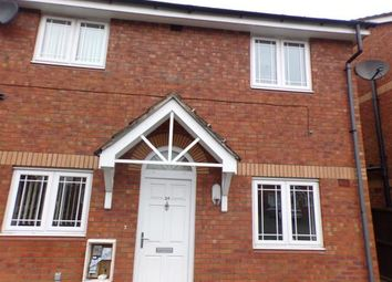 Thumbnail 2 bedroom flat for sale in Apple Blossom Grove, Cadishead, Manchester, Greater Manchester