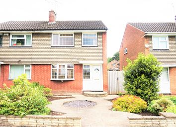 Thumbnail 3 bed semi-detached house for sale in Starcross Court, Mickleover