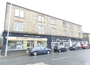 Thumbnail 1 bed flat for sale in Main Street, Neilston, Glasgow
