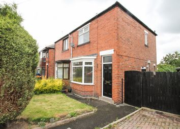 Thumbnail 2 bed semi-detached house for sale in Handsworth Crescent, Sheffield