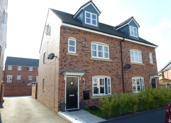 Thumbnail 4 bedroom semi-detached house to rent in Bryning Way, Buckshaw Village, Chorley