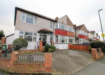 Thumbnail 4 bed end terrace house for sale in Dorchester Avenue, Bexley