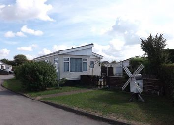 Thumbnail 2 bed mobile/park home for sale in Three Star Park, Bedford Road, Lower Stondon, Henlow