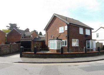 Thumbnail 4 bedroom detached house for sale in Levington Road, Ipswich