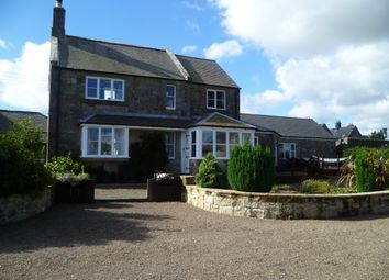 Thumbnail 4 bed detached house for sale in Whittingham, Alnwick