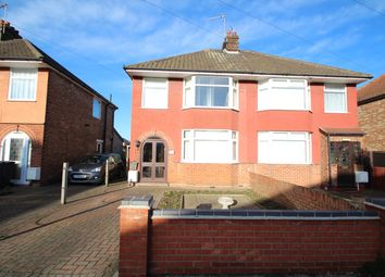 Thumbnail 3 bedroom semi-detached house for sale in Mildmay Road, Ipswich