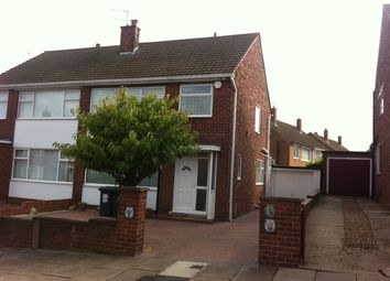 Thumbnail 3 bed semi-detached house to rent in Greenleafe, Doncaster, Wheatley Hills