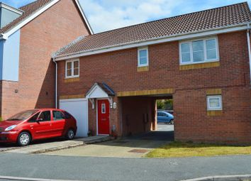 Thumbnail 2 bed terraced house for sale in Snowberry Road, Newport