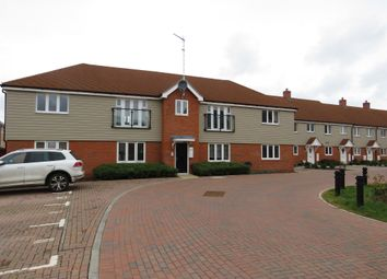 Thumbnail 2 bed flat for sale in Diment Crescent, Romsey