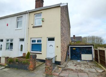 Thumbnail 2 bed end terrace house for sale in Buccleuch Road, Longton, Stoke-On-Trent