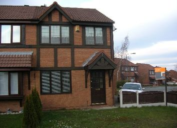 Thumbnail 3 bed semi-detached house to rent in The Shires, St Helens