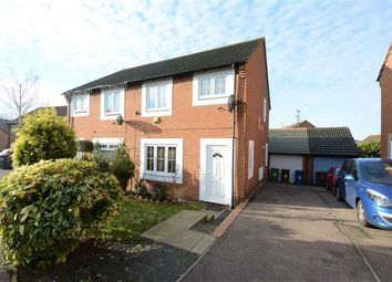 Thumbnail 3 bed semi-detached house for sale in Devereux Road, Chafford Hundred, Essex