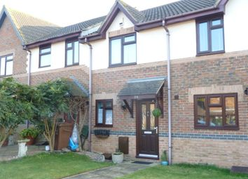 Thumbnail 2 bed terraced house to rent in Burrstock Way, Rainham, Gillingham
