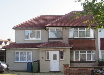 Thumbnail 3 bedroom semi-detached house to rent in Stanhope Avenue, Harrow Weald